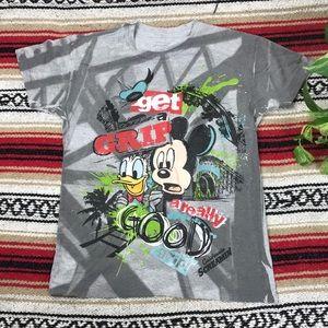 Mickey and Donald California Screamin Shirt Sz. S